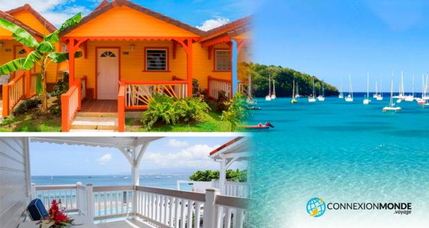 Voyage de rêve pour deux en Martinique (Valeur de 5000$)