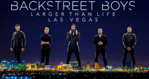 Voyage pour 4 à Las Vegas pour voir les Backstreet Boys