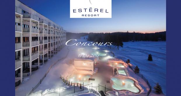 Escapade exceptionnelle pour deux à l'Esterel resort