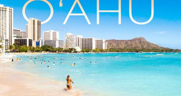 Gagnez un Voyage pour deux personnes à O'ahu Hawaï