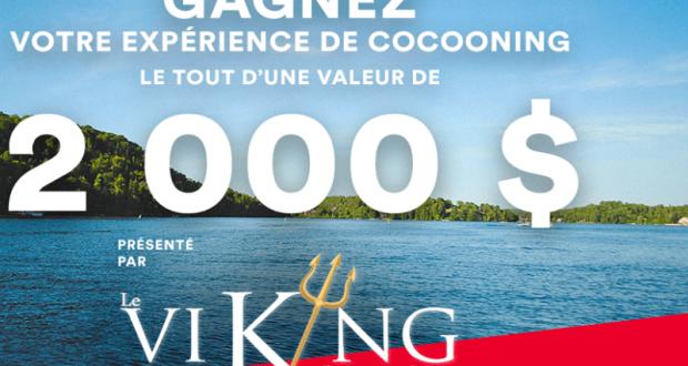 Escapade au Le Viking Resort & Marina au coeur des Laurentides