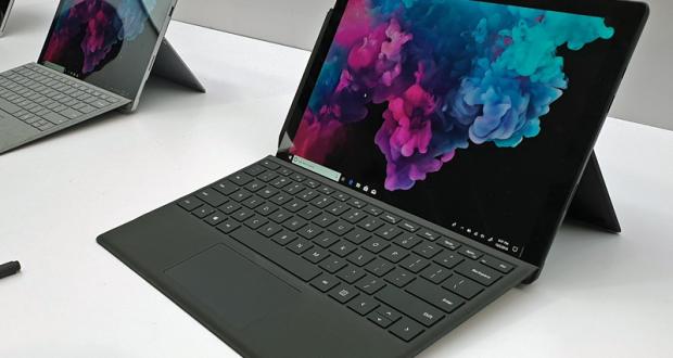 Gagnez le nouveau Surface Pro 6