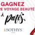 Un voyage pour deux personnes à Paris en France