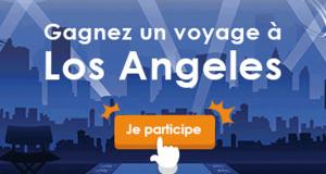 Gagnez un Voyage pour 2 personnes à Los Angeles