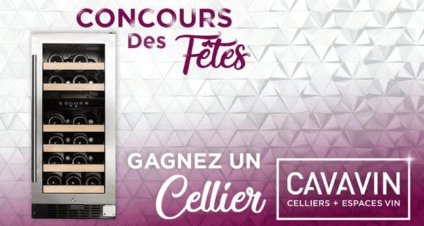 Un cellier CLASSIKA CAVAVIN (Valeur de 989$)
