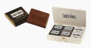Échantillons gratuits de chocolat Kindle