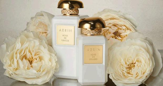 Échantillons gratuits de parfum AERIN Rose de Grasse