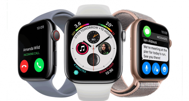 Apple Watch Series 4 d'une valeur de 519$