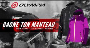 Gagne ton manteau Olympia