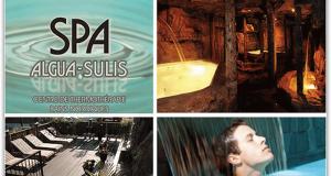 Un accès double pour profiter des bains au Spa Algua Sulis