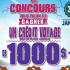 Un certificat voyage de 1000$