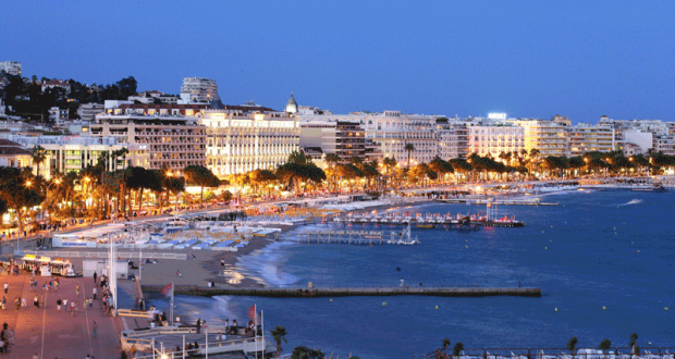 Gagnez un voyage pour deux à Cannes