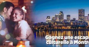 Une escapade culturelle à Montréal pour deux personnes