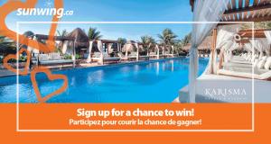 Voyage tout compris au relaxant El Dorado Seaside Suites au Mexique