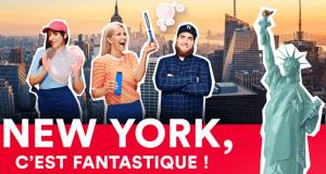 Voyages pour 4 personnes à New York