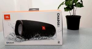 4 x haut-parleurs sans fil Charge 4 de JBL