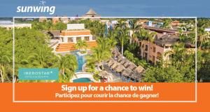 Gagnez vos vacances pour 2 sur la Riviera Maya au Mexique