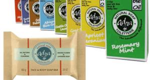 Échantillons gratuits de savon naturel Adra