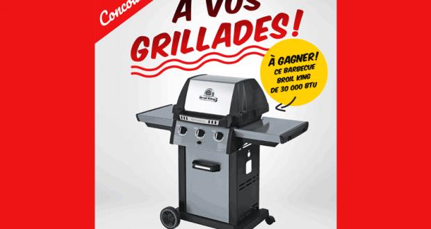 Barbecue Broil King de 30 000 BTU Modèle 931254LP