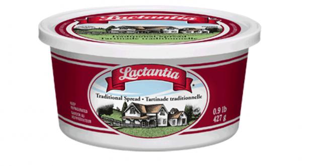 Chez Tigre Géant Tartinade Lactantia à 99¢ au lieu de 2.49$