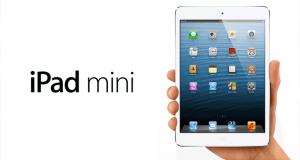 Gagnez un iPad Mini d'une valeur de 419$