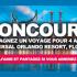 Gagnez un voyage à Orlando pour 4 personnes (Valeur de 17 000 $)