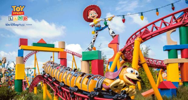Gagnez vos vacances pour 4 au Walt Disney World Resort en Floride