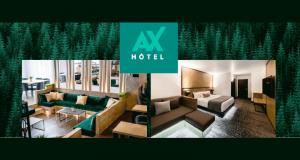 Gagnez votre Escapade au Ax Hôtel du Mont-Tremblant