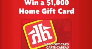 Voyage à Toronto + Carte-cadeau Home Hardware de 1000$
