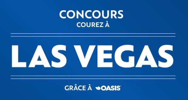 Voyage pour 2 personnes à Las Vegas (Valeur de 5654$)