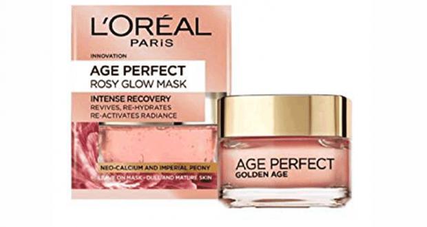 Échantillons gratuits de la crème Age Perfect Rosy de L'Oréal