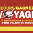 Gagnez Un crédit voyage de 4000$ offert par Groupe Voyages Québec