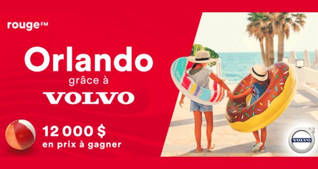 Gagnez Vos vacances de RÊVE à Orlando (Valeur de 7500 $)