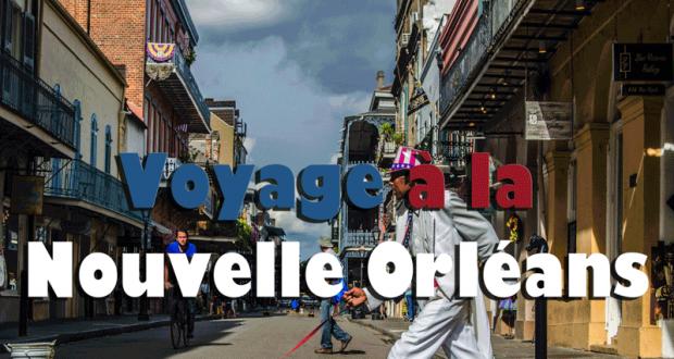 Gagnez un voyage pour 2 à La Nouvelle-Orléans (8000$)