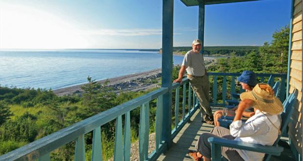 Gagnez vos vacances en famille sur l'île d'Anticosti