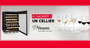 Un luxueux cellier Vinum en inox BKS-54- SZSS de 1500$