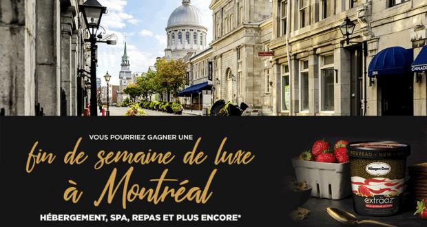 Une fin de semaine de luxe à Montréal (Valeur de 3500$)