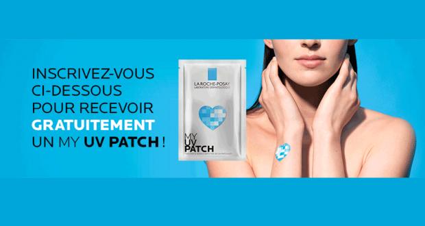 Échantillons gratuits MY UV Patch de La Roche-Posay