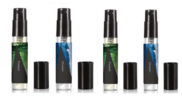 Échantillons gratuits de parfum au phéromone