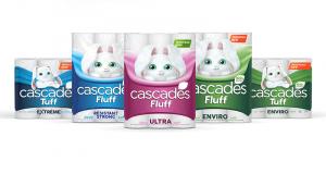 Coupon de 1$ sur tous les produits Cascades Fluff & Tuff