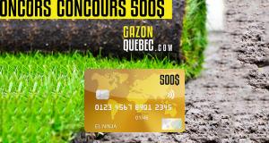 Gagnez Une Carte de crédit prépayée de 500$