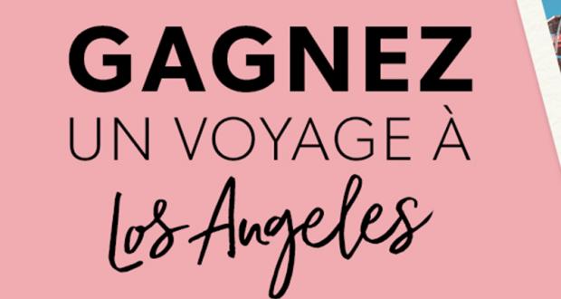 Gagnez un Voyage pour 4 personnes à Los Angeles