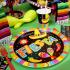 Un ensemble d'articles de fête mexicaine (Valeur de 200$)