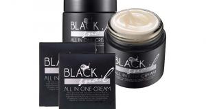 Échantillons gratuits de crème Black Snail All in One