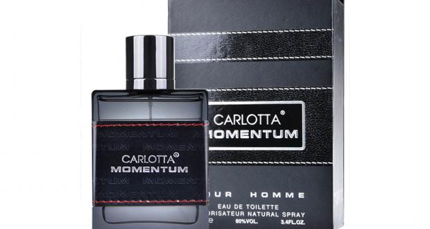 Échantillons gratuits du parfum Carlotta Momentum