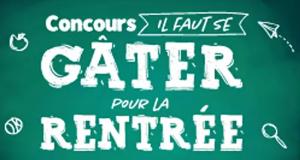 5 cartes-cadeaux Jean Coutu d'une valeur de 1000$ chacune