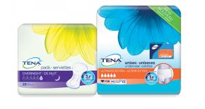 Coupon de 2$ à l'achat d'un (1) produit TENA