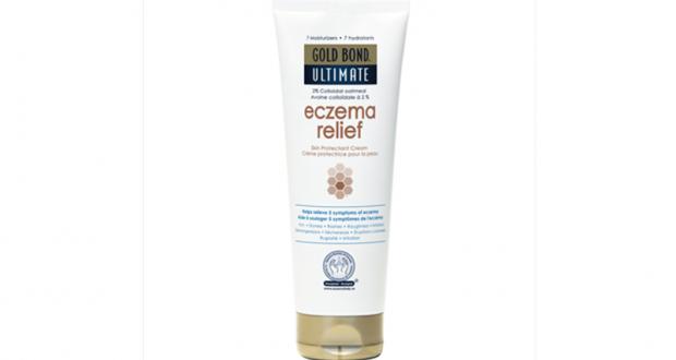 Coupon de 5$ à l'achat de la crème Eczema Relief de Gold Bond Ultimate