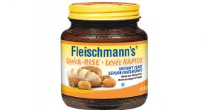 Coupon de 0.50 $ à l'achat d'un emballage de levure Fleischmann's
