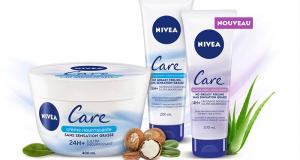 Coupon rabais de 2$ sur NIVEA Care